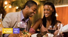 Couples Dinner Package